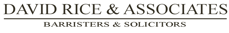 David Rice & Associates, Barristers & Solicitors | Papakura | Family Law, Property, Wills, Estates, Trusts, Contracts, Commercial
